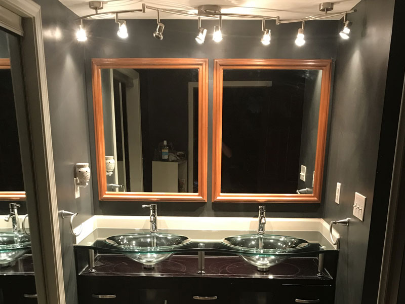 Bath Vanity Project